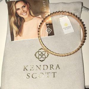 Kendra Scott Rose Gold Mary Caroline Bracelet